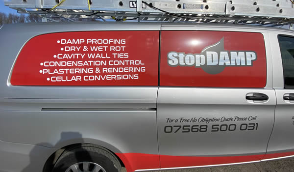 about a1 damp proofing Tyldesley