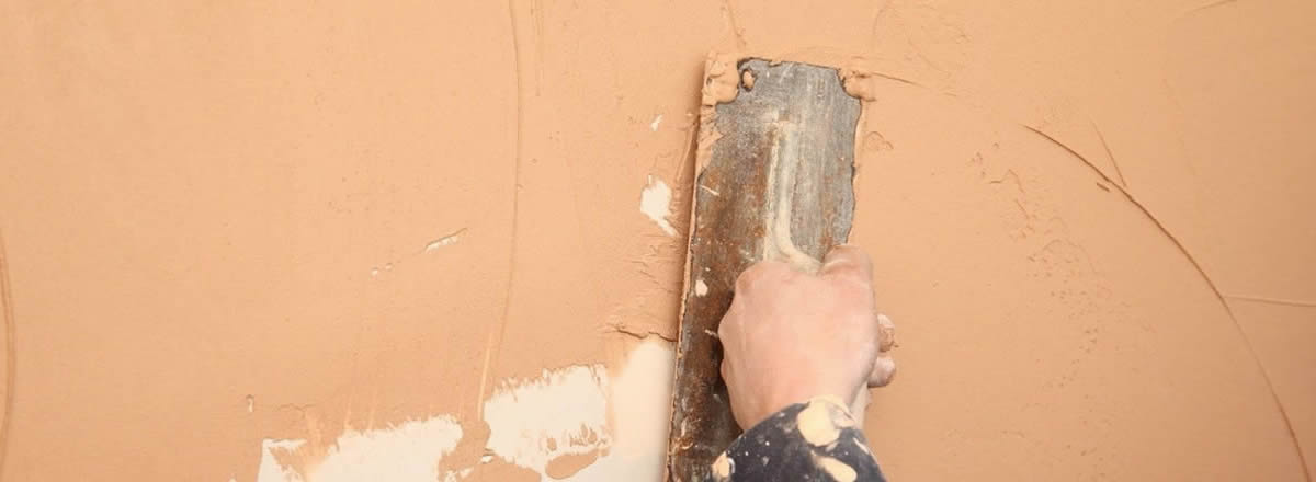 plastering Farnworth rendering